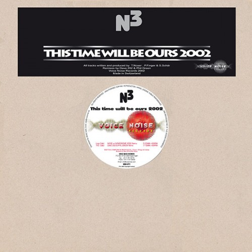N3 - This time will be ours 2002